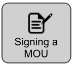 Signing a MOU